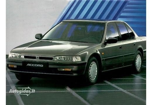 Honda Accord 1991-1992