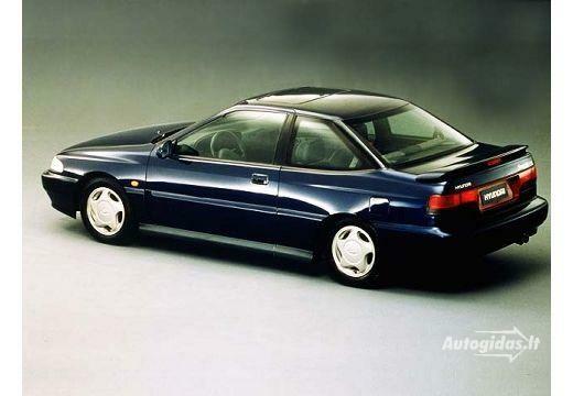 Hyundai S-Coupe 1991-1992