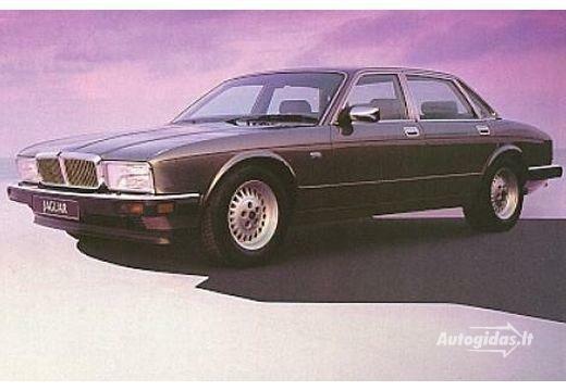 Jaguar XJ 1989-1990