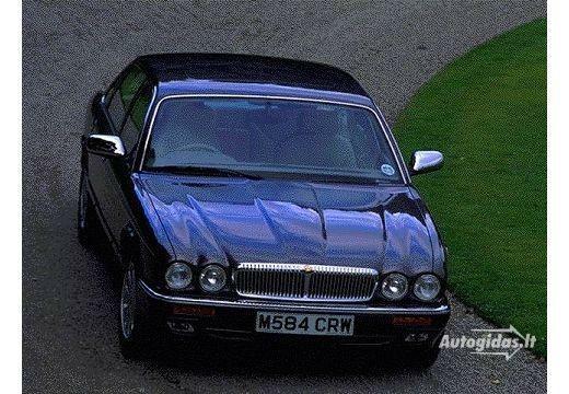 Jaguar XJ 1989-1991