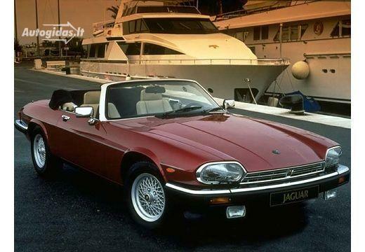 Jaguar XJS 1986-1987