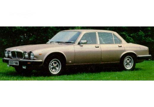 Jaguar XJ 1989-1992