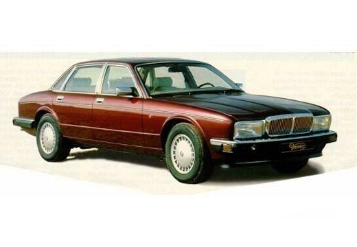 Jaguar XJ 1989-1994
