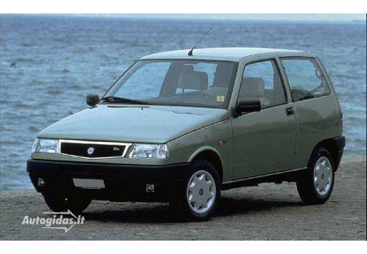 Lancia Ypsilon 1991-1992