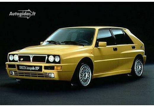 Lancia Delta 1990-1991