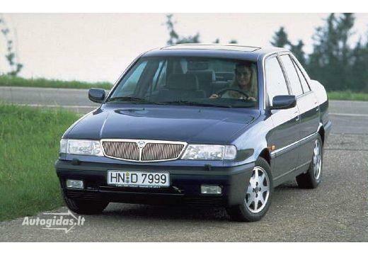 Lancia Dedra 1991-1992