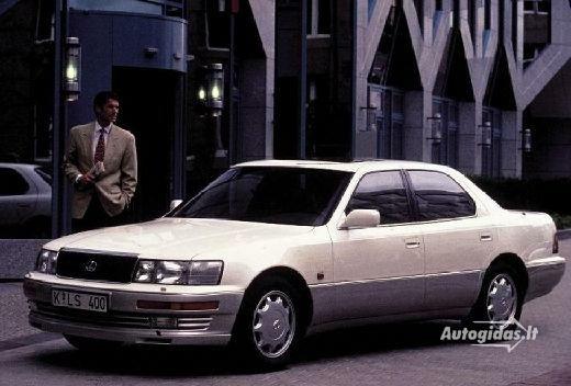 Lexus LS400 1990-1992