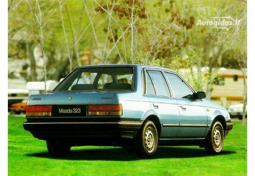 Mazda 323 1987-1989
