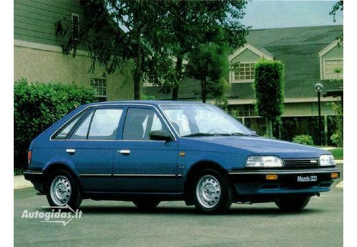 Mazda 323 1989-1989