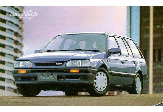 Mazda 323 1990-1992