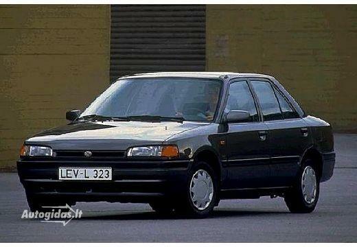 Mazda 323 1991-1995