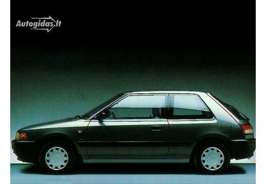 Mazda 323 1989-1993
