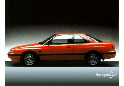 Mazda 626 1987-1988