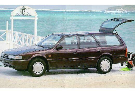 Mazda 626 1989-1992