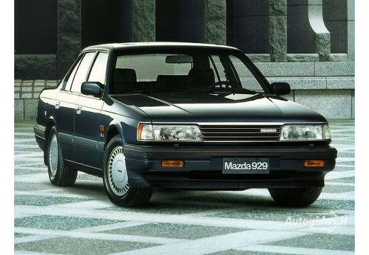Mazda 929 1989-1991