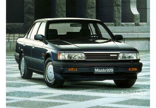 Mazda 929 1987-1989