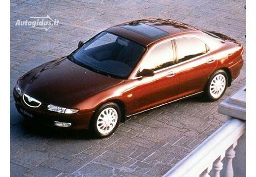 Mazda Xedos 1992-1993