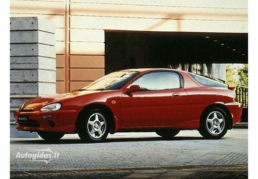 Mazda MX-3 1992-1993
