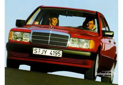 Mercedes-Benz 190 1986-1988