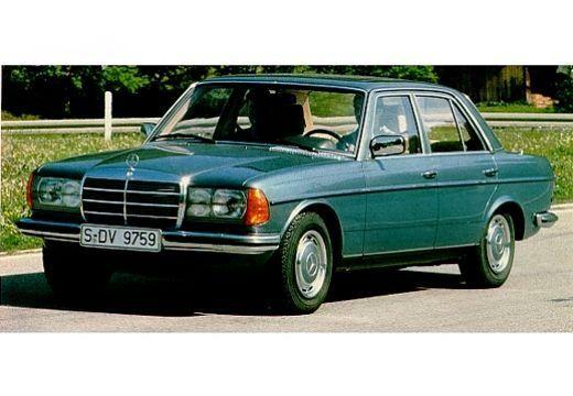Mercedes-Benz W123 1979-1985