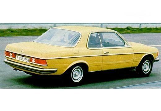 Mercedes-Benz W123 1980-1985