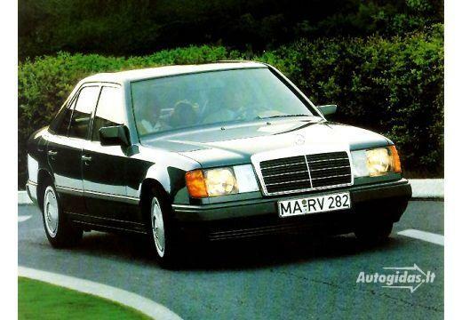 Mercedes-Benz W124 1988-1989