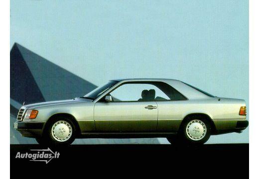 Mercedes-Benz W124 1987-1992