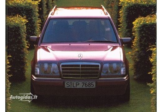 Mercedes-Benz W124 280 T E 1992-1993 Reviews | Autogidas lt