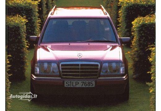 Mercedes-Benz W124 1986-1989
