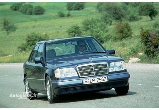 Mercedes-Benz E 280 W124 1993-1995 Reviews | Autogidas lt