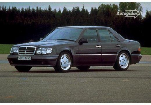 Mercedes-Benz E 500 1993-1994