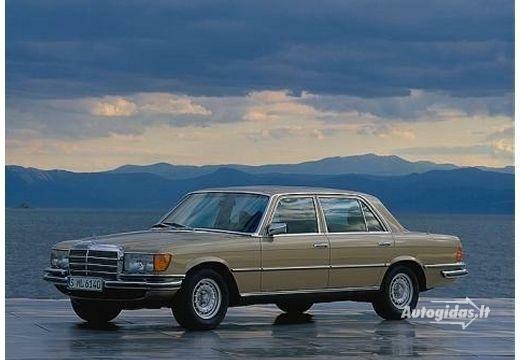 Mercedes-Benz S 280 1980-1985