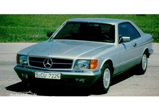 Mercedes-Benz S 420 1986-1992