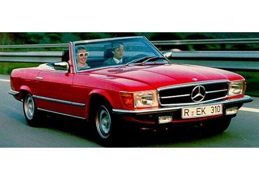 Mercedes-Benz SL 500 1981-1985
