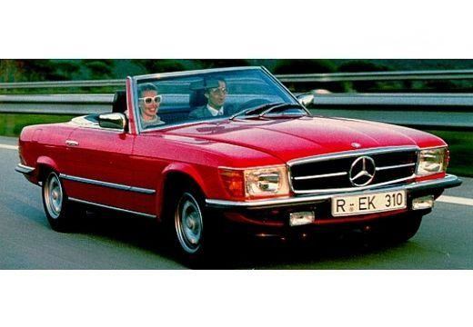 Mercedes-Benz SL 300 1986-1989