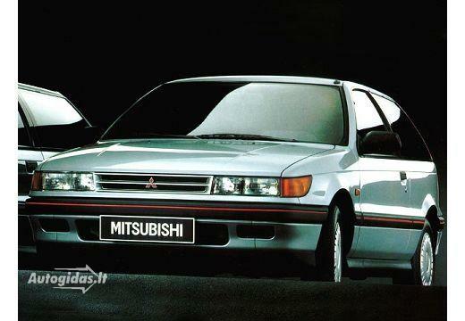 Mitsubishi Colt 1990-1992