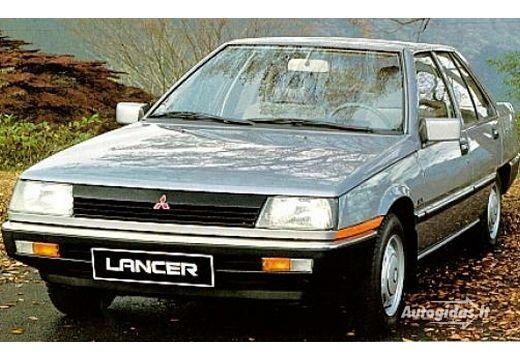 Mitsubishi Lancer 1984-1988