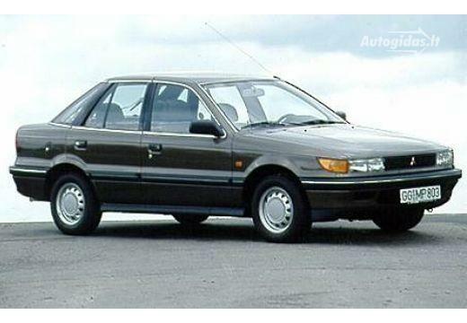 Mitsubishi Lancer 1990-1992