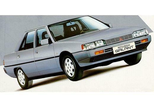 Mitsubishi Galant 1984-1988