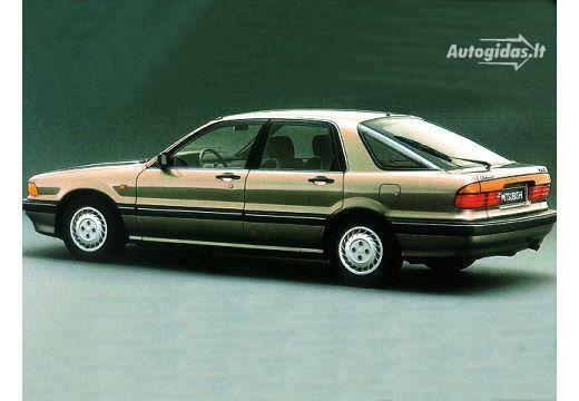 Mitsubishi Galant 1989-1990