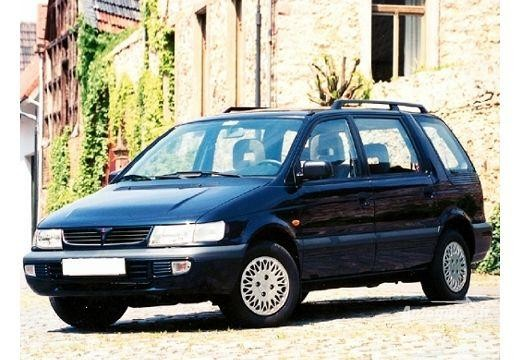 Mitsubishi Space Wagon 1991-1992