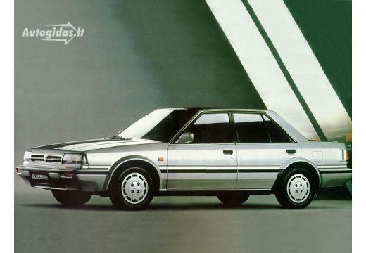 Nissan Bluebird 1987-1988