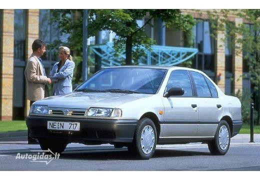 Nissan Primera 1992-1993