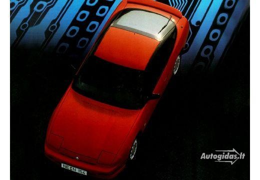 Nissan 200 SX 1989-1992
