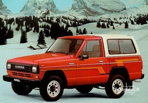 Nissan Patrol 1982-1989