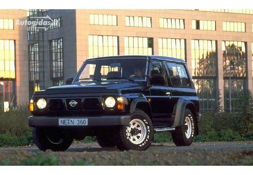 Nissan Patrol 1990-1997