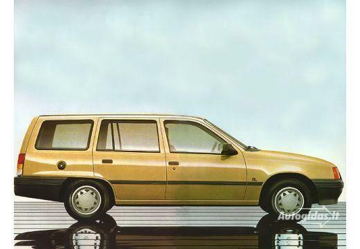 Opel Kadett 1984-1987