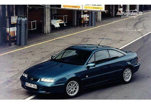 Opel Calibra 1990-1996
