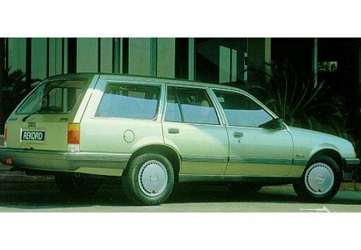 Opel Rekord 1982-1987