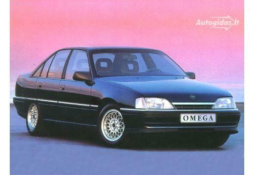 Opel Omega 1986-1990